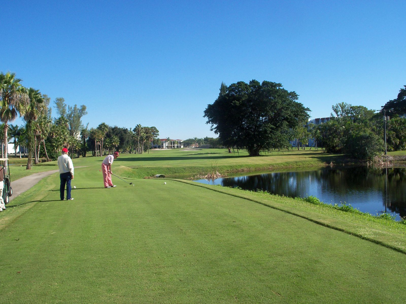 Poinciana Country Club Details - Lake Worth Golf